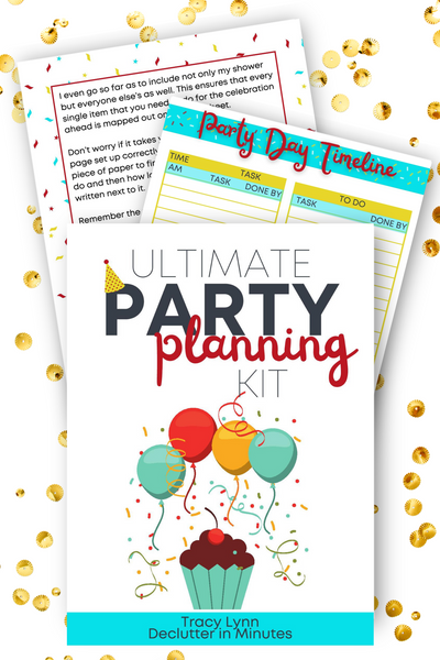 Ultimate Party Planning Kit