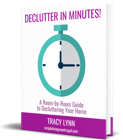 Declutter in Minutes eBook