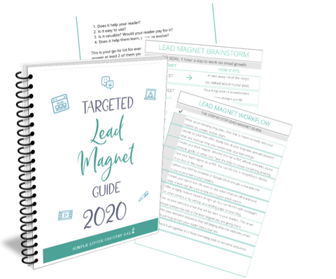 Targeted Lead Magnet Guide