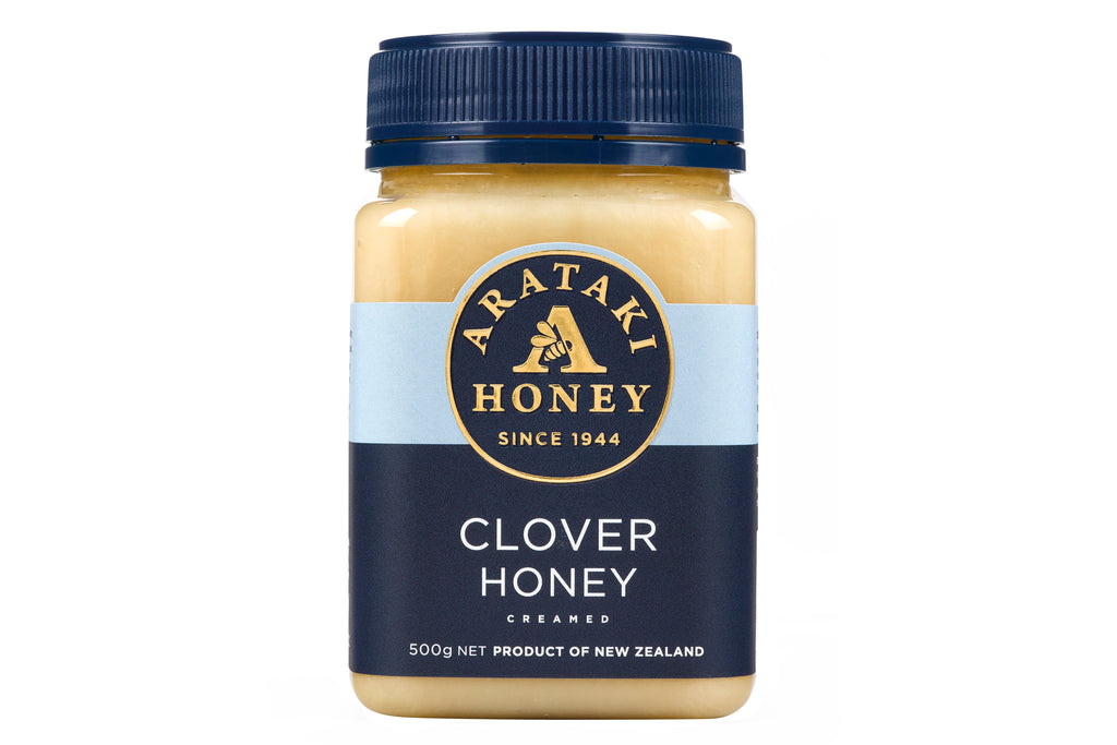 Clover Honey (Creamed)