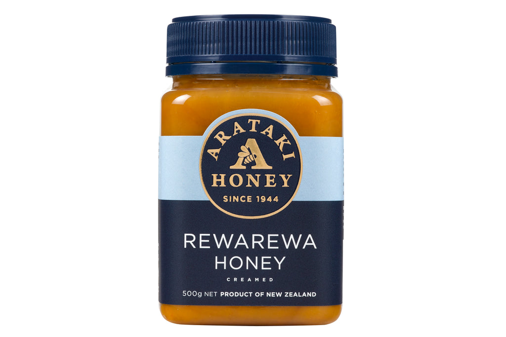Rewarewa Honey (Creamed)