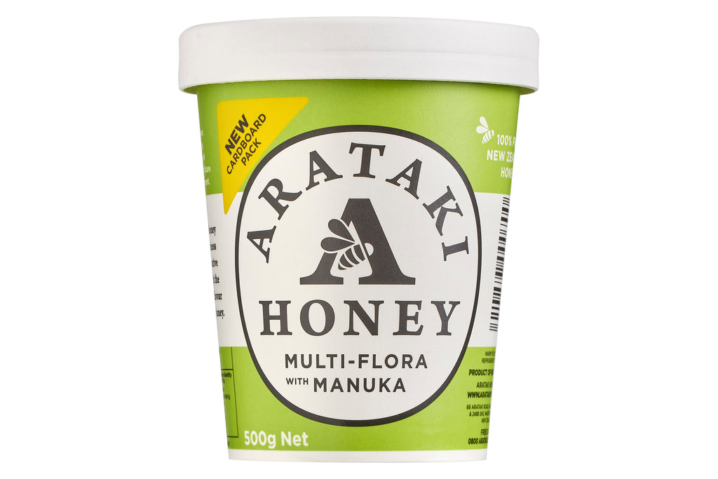 Multi-Flora with Manuka Honey