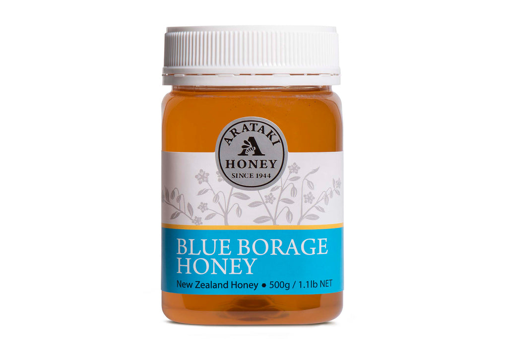 Blue Borage Honey 500g