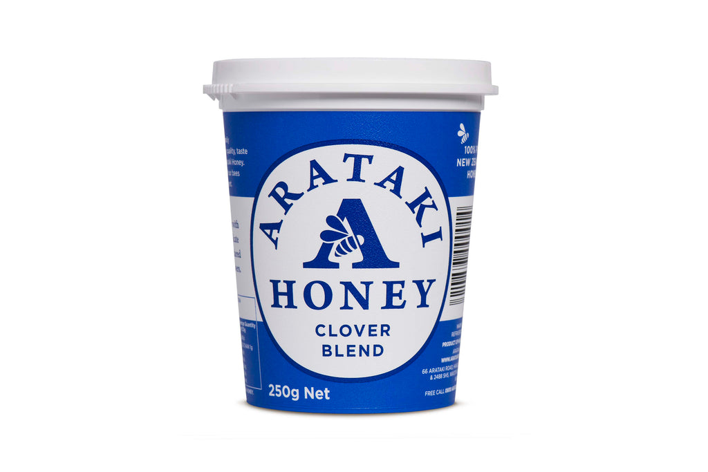 Clover Blend Honey