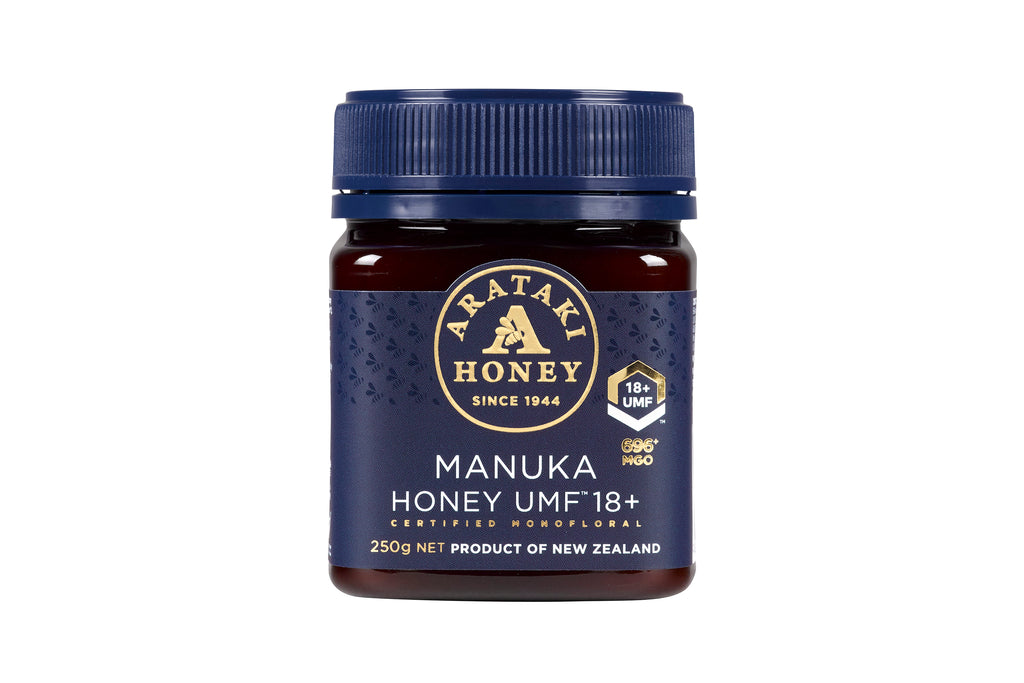 Manuka Honey UMF™18+ (MGO 696+) 250g