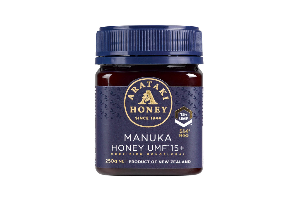 Manuka Honey UMF™15+ (MGO 514+) 250g