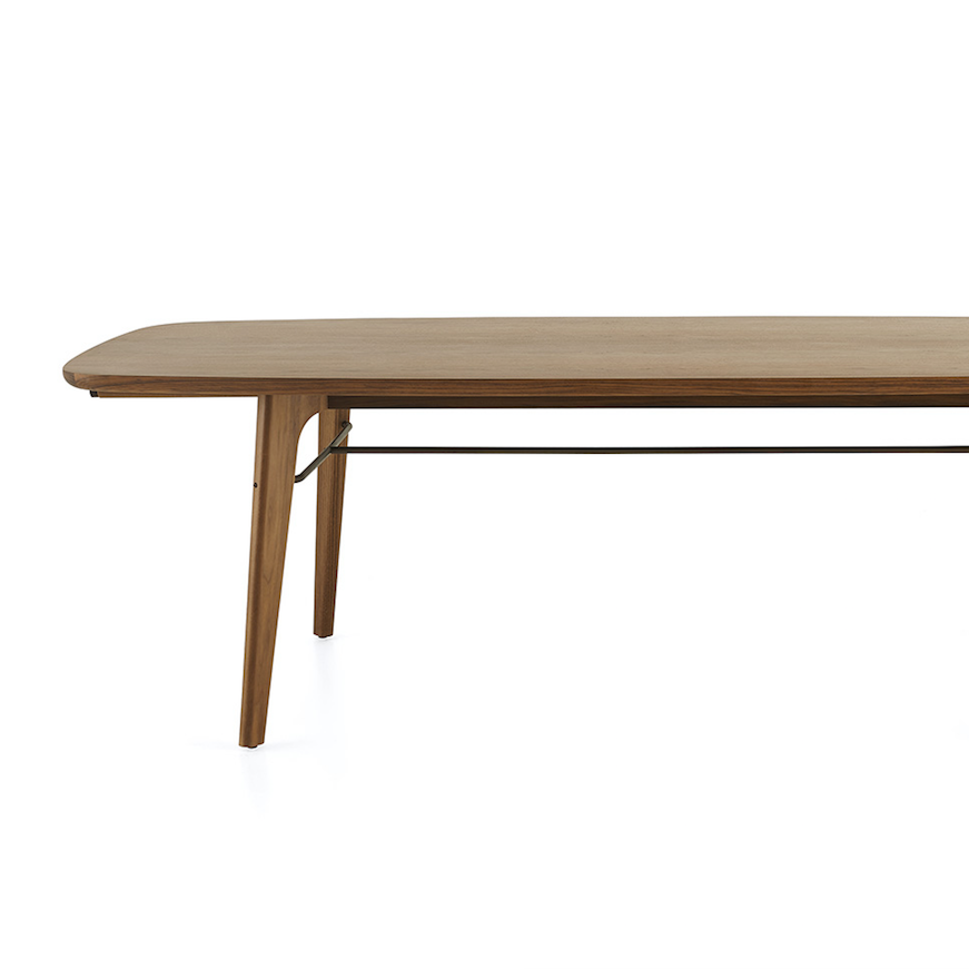 Utility Dining Table UT-T410 / Esstisch / Stellar Works Tisch - WUUD