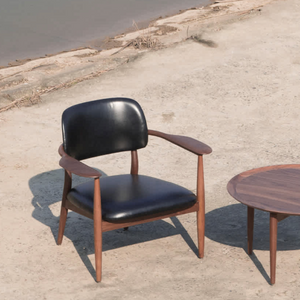 Slow Lounge Chair/ Stellar Works Chair / Stuhl mit Armlehne