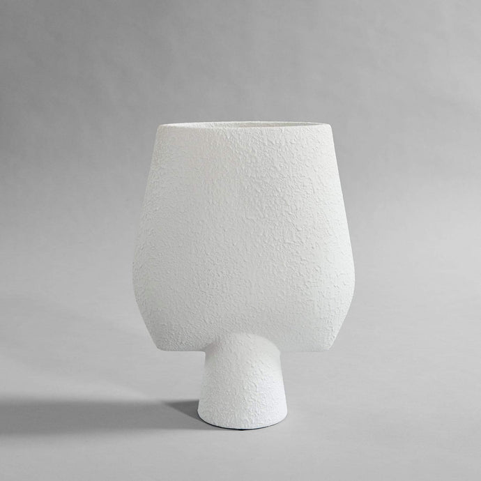 Sphere Square Vase / Bubble White 101 Copenhagen