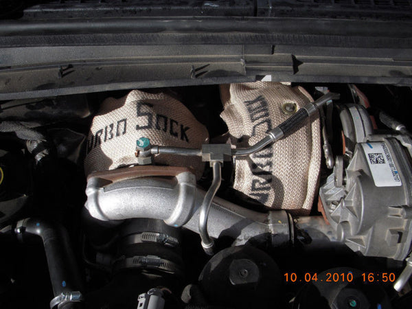 6.4 Powerstroke Turbo Socks