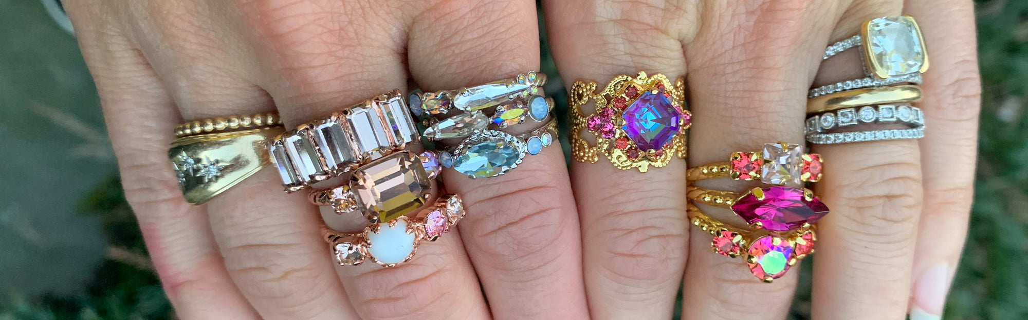 Spring Ring Favorites