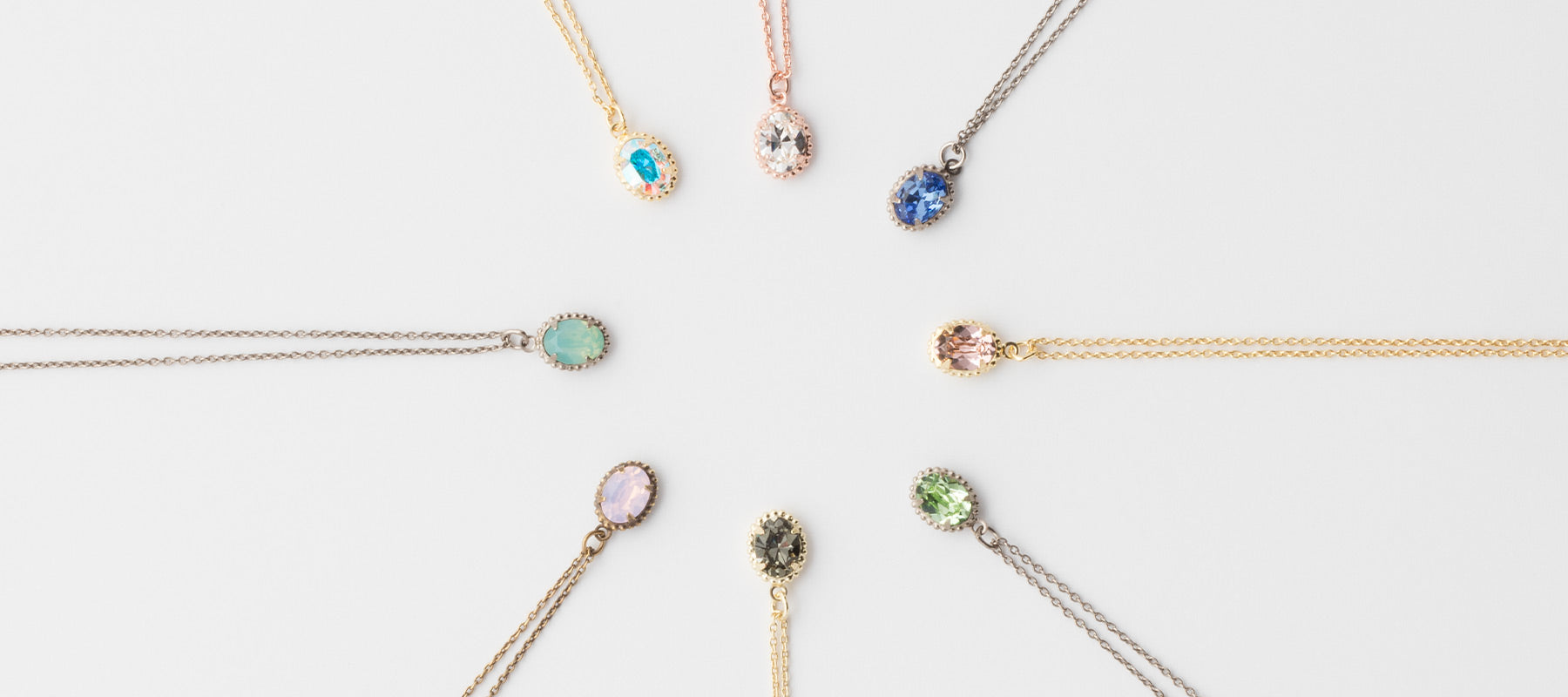 Pendant Necklaces