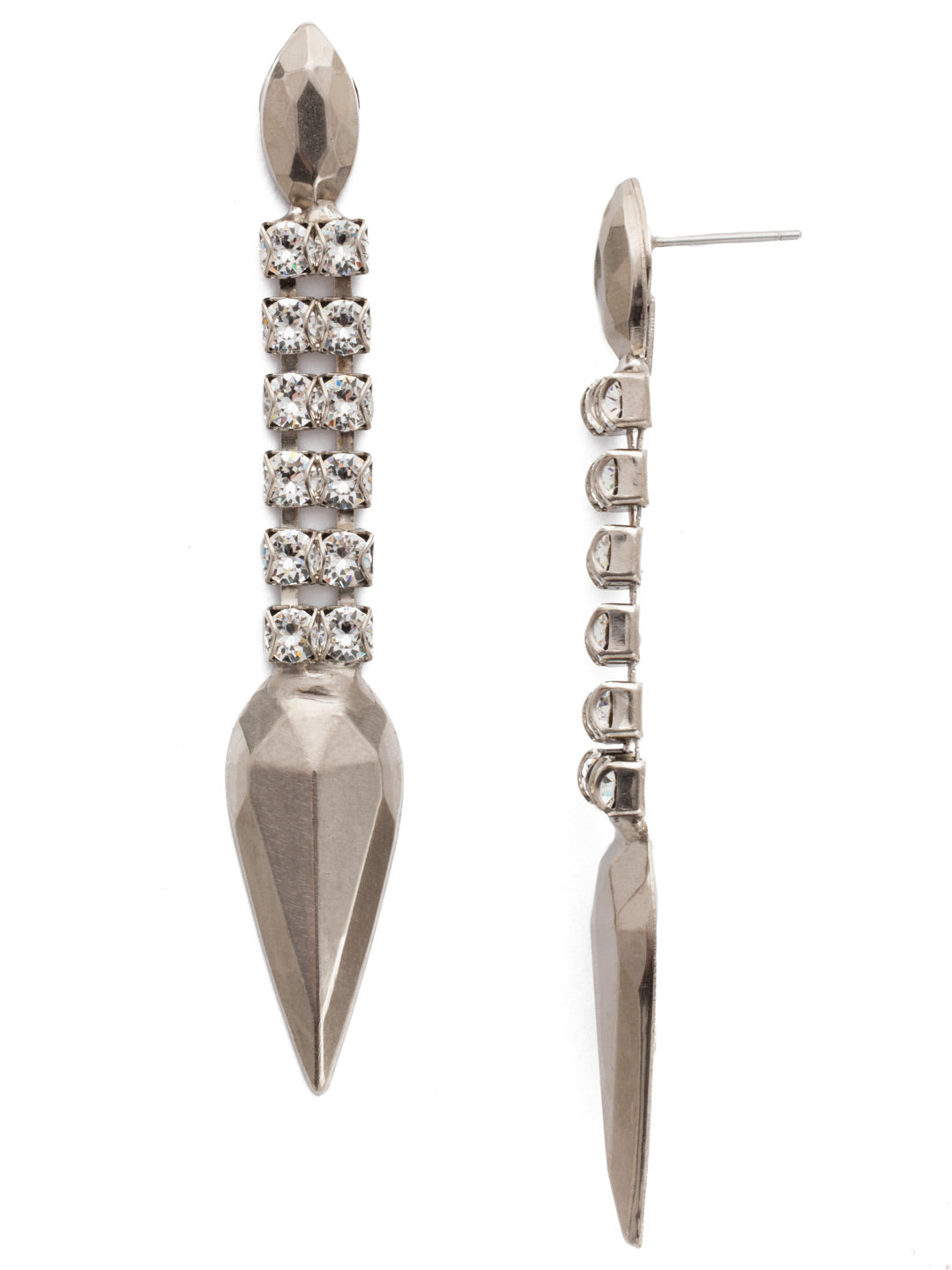 Laurent Post Earring - 4EEF22ASCRY