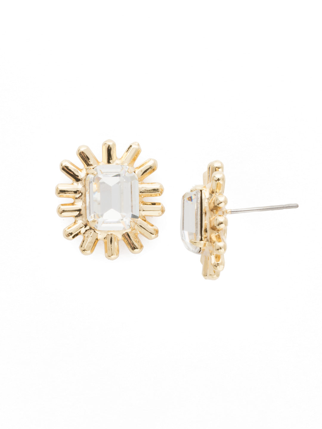 Shine Post Earrings - 4EEF7BGCRY