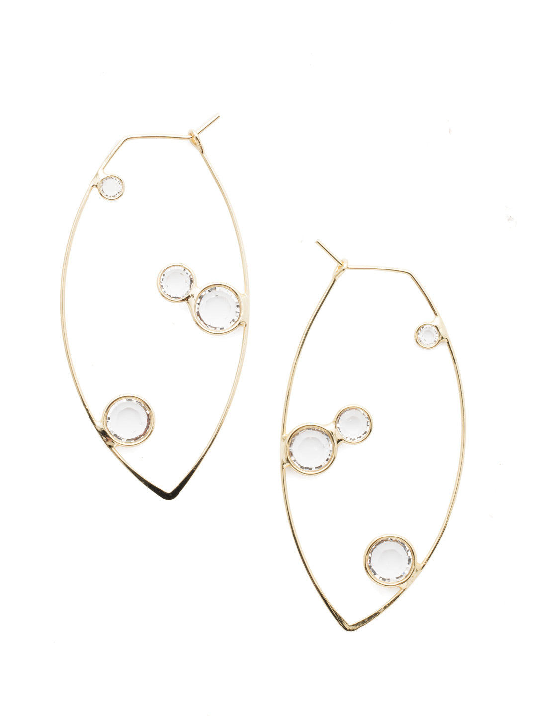 Sawyer Dangle Earrings - 4EEN1BGCRY