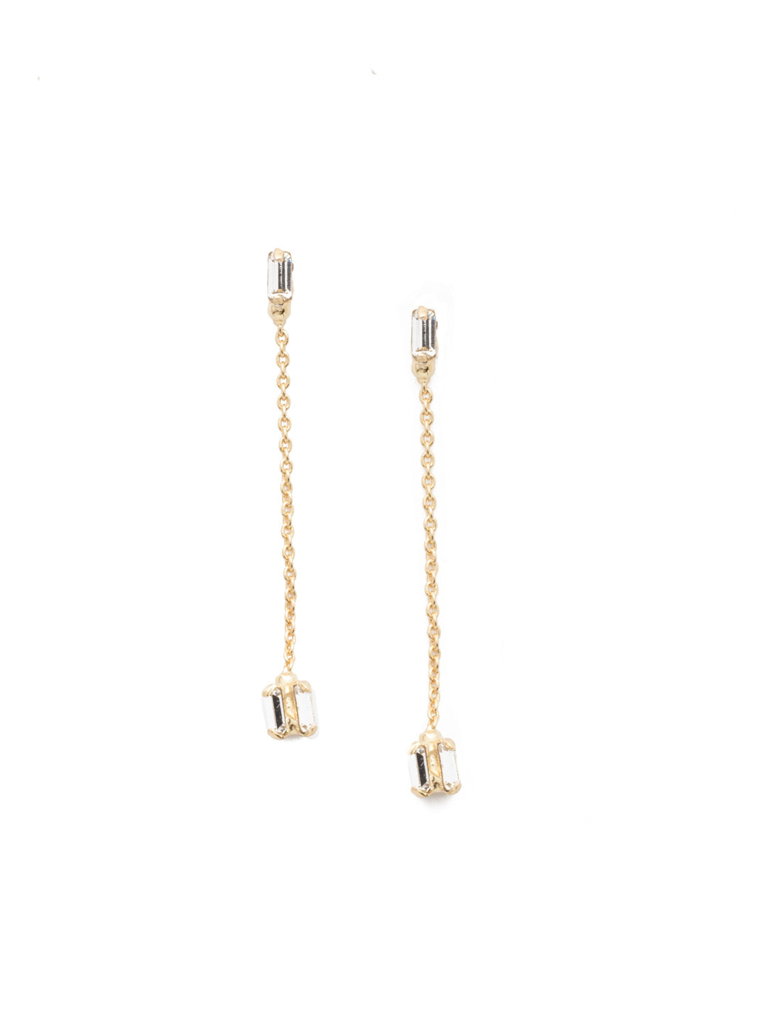 Delfina Dangle Earrings - 4EEN31BGCRY