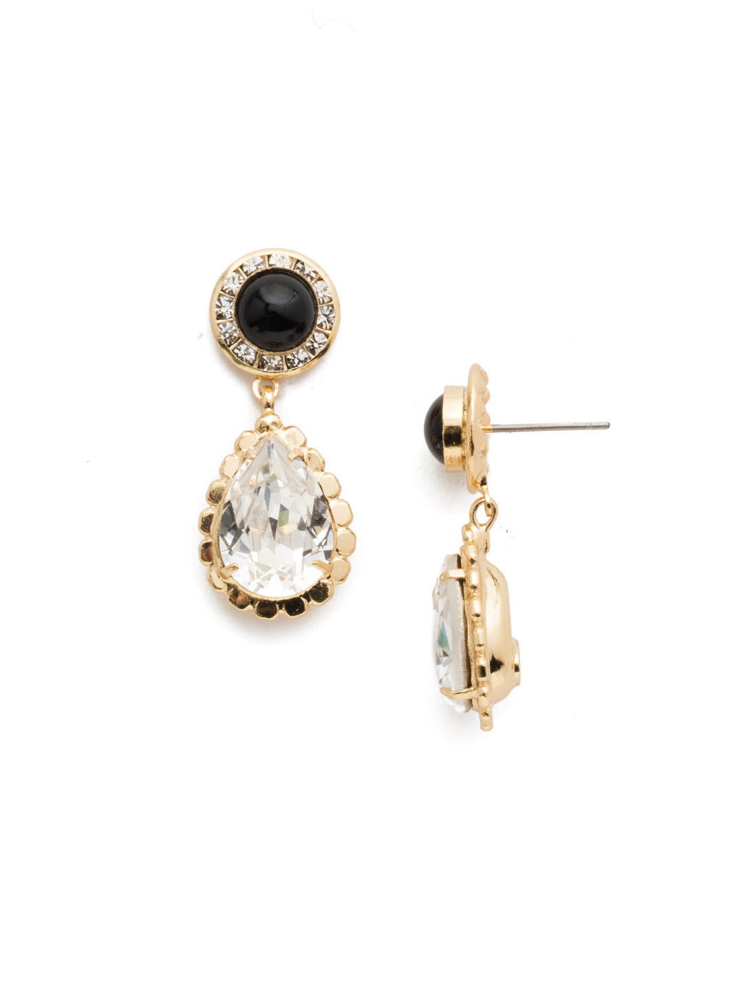 Agatha Stud Earrings - 4EEP33BGJET