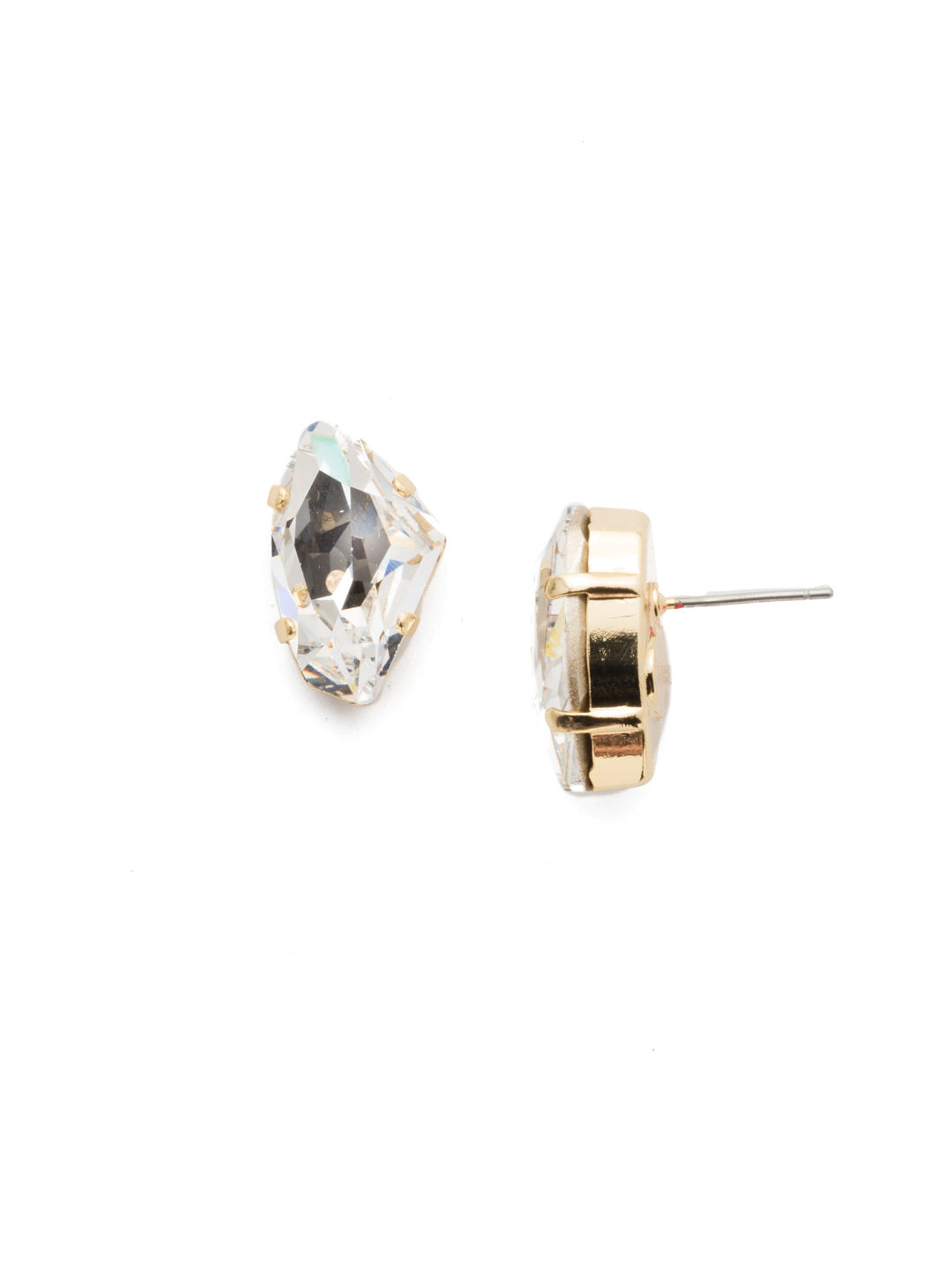 Sabina Stud Earrings - 4EEP38BGCRY