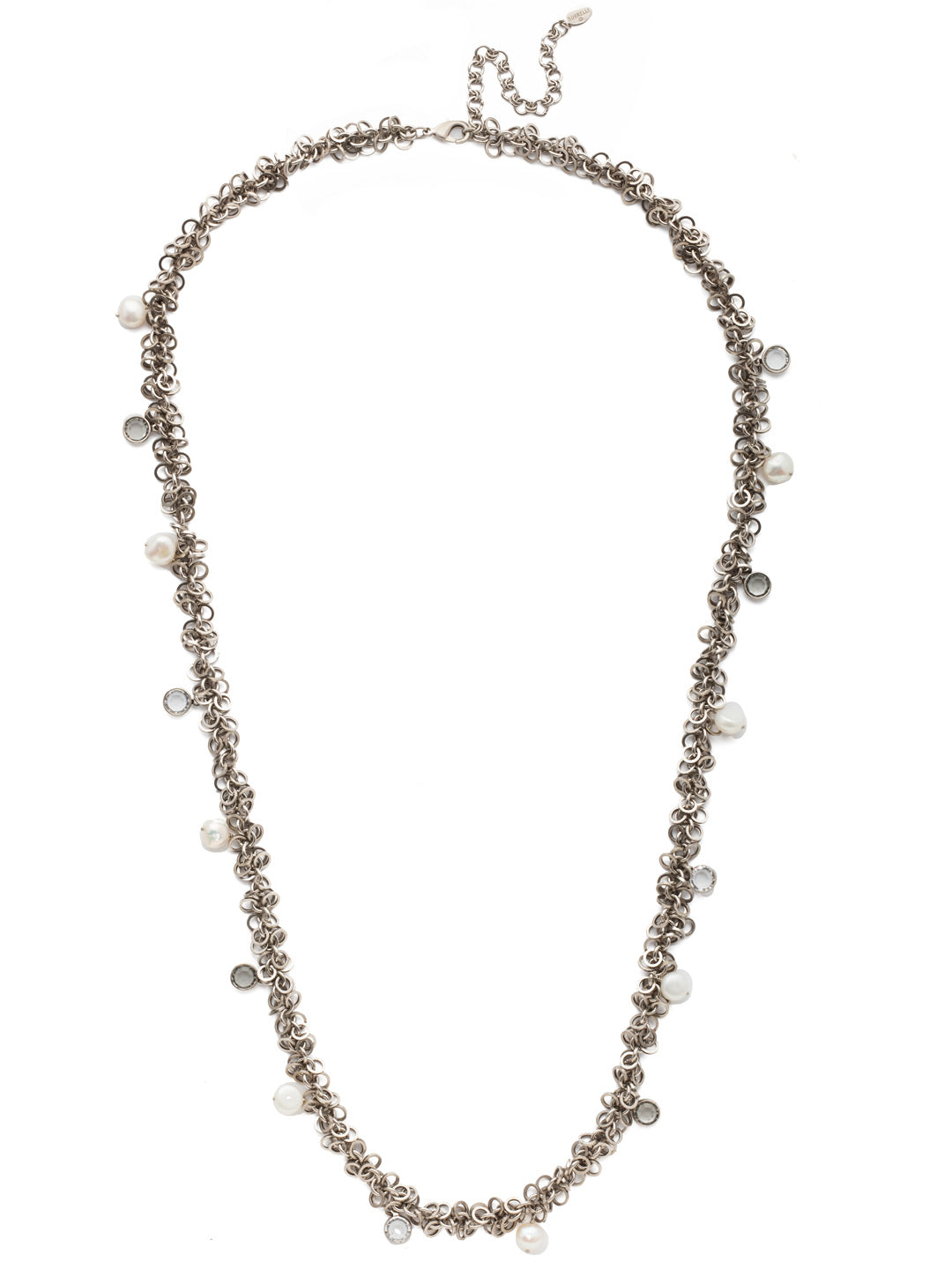 Aura Long Necklace - 4NEF10ASCRO