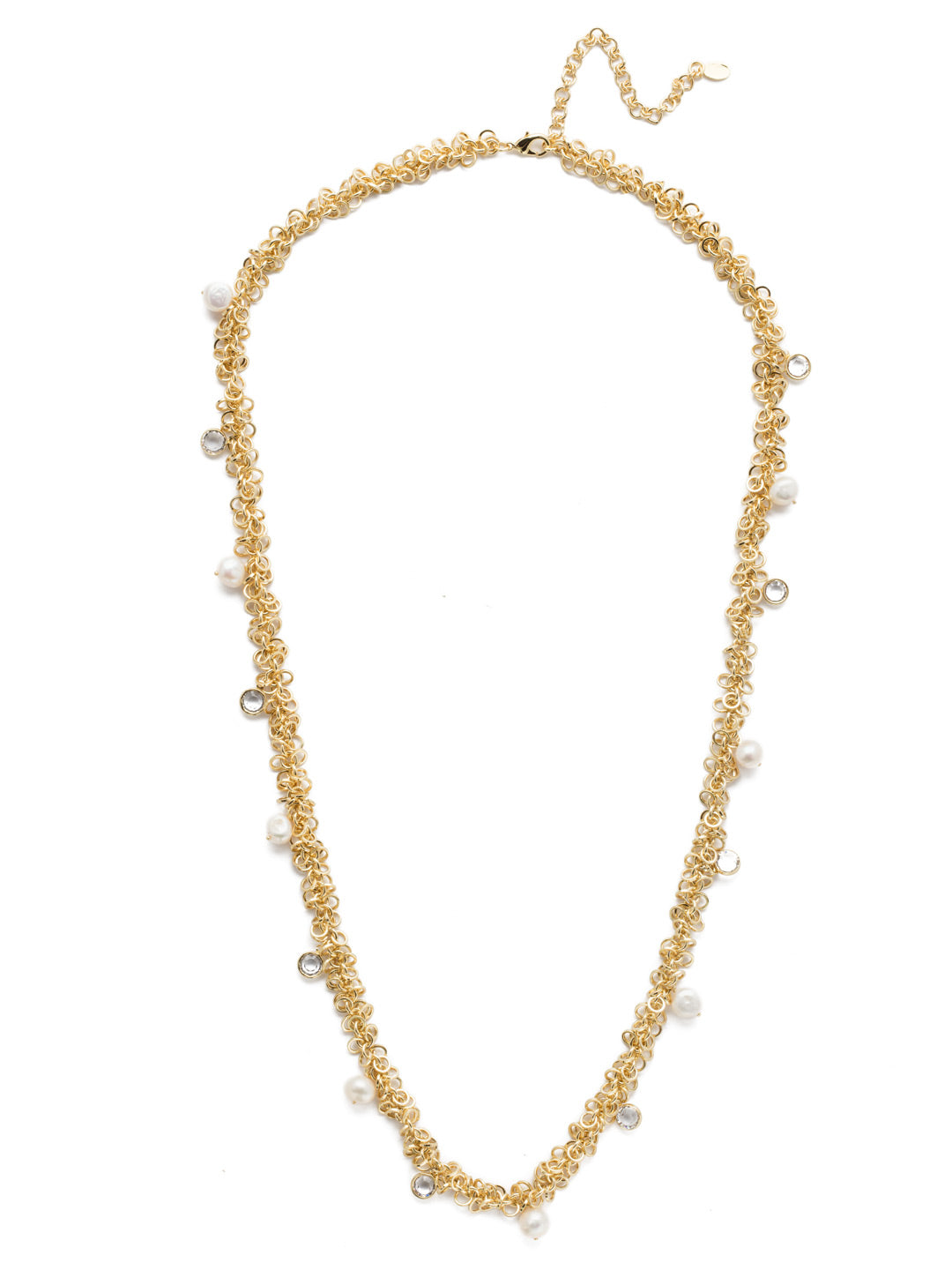 Aura Long Necklace - 4NEF10BGMDP