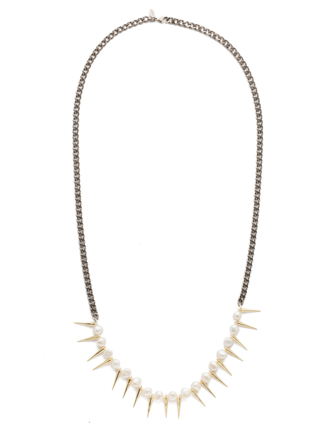 To the Point Long Strand Necklace - 4NEF12MXMDP