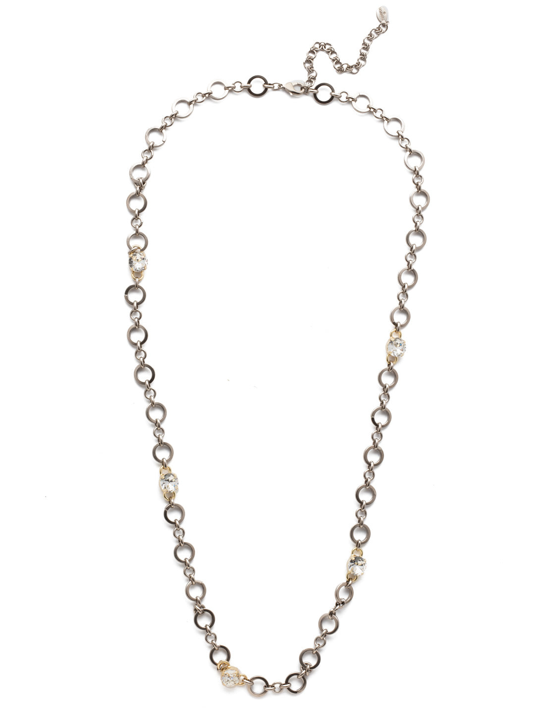 Hadley Tennis Necklace - 4NEF15MXCRY