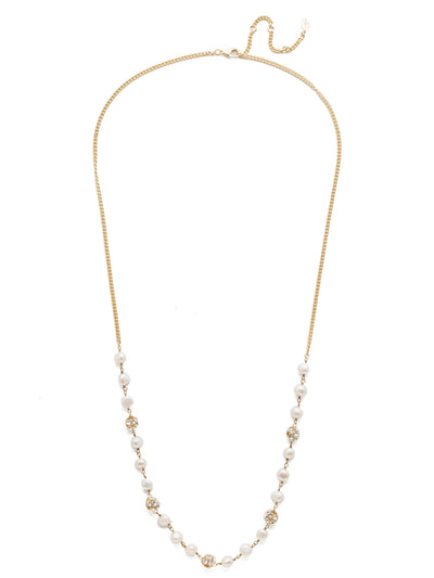 Isla Long Necklace - 4NEF16MXMDP