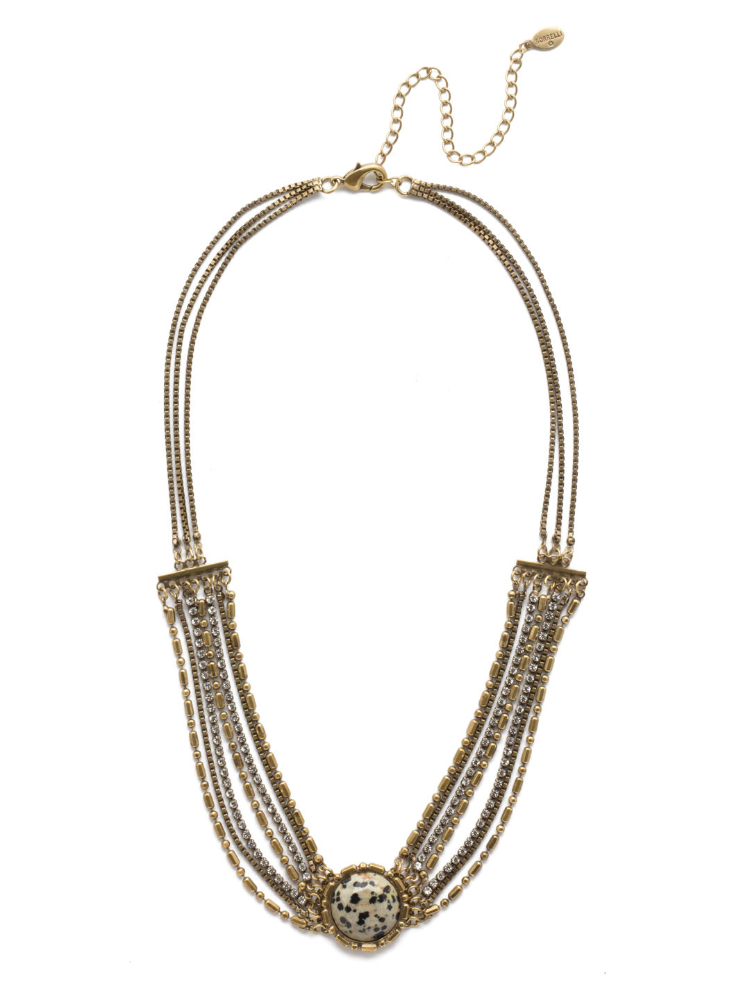 Fallon Classic Necklace - 4NEF20AGNEL