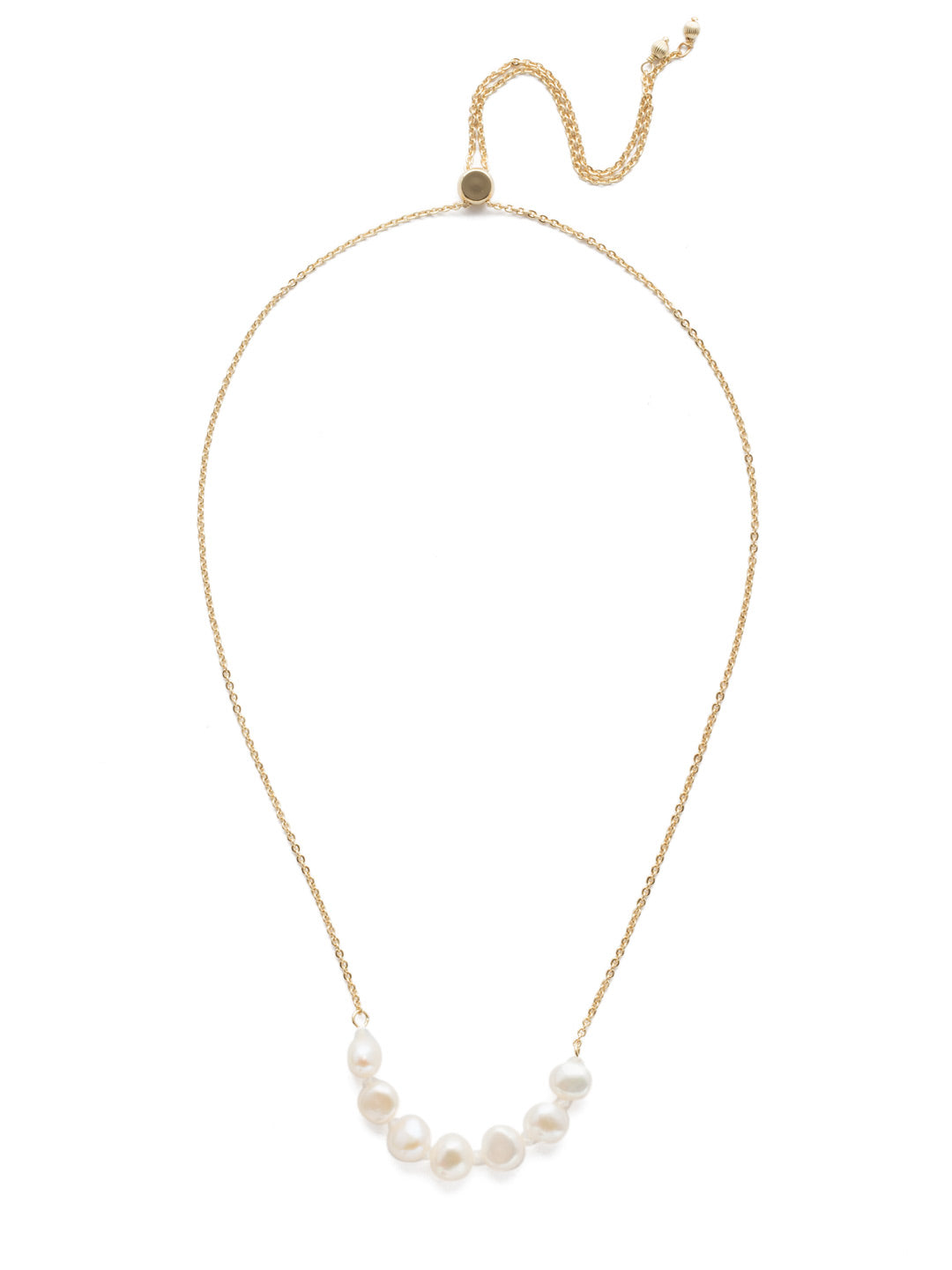 Celeste Long Necklace - 4NEF2BGMDP