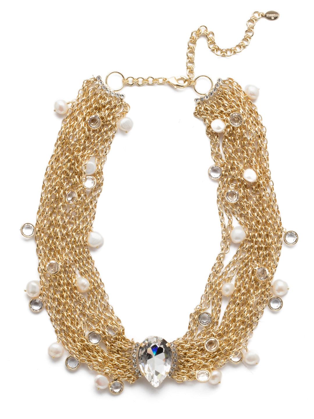 Oceane Classic Statement Necklace - 4NEF3BGMDP