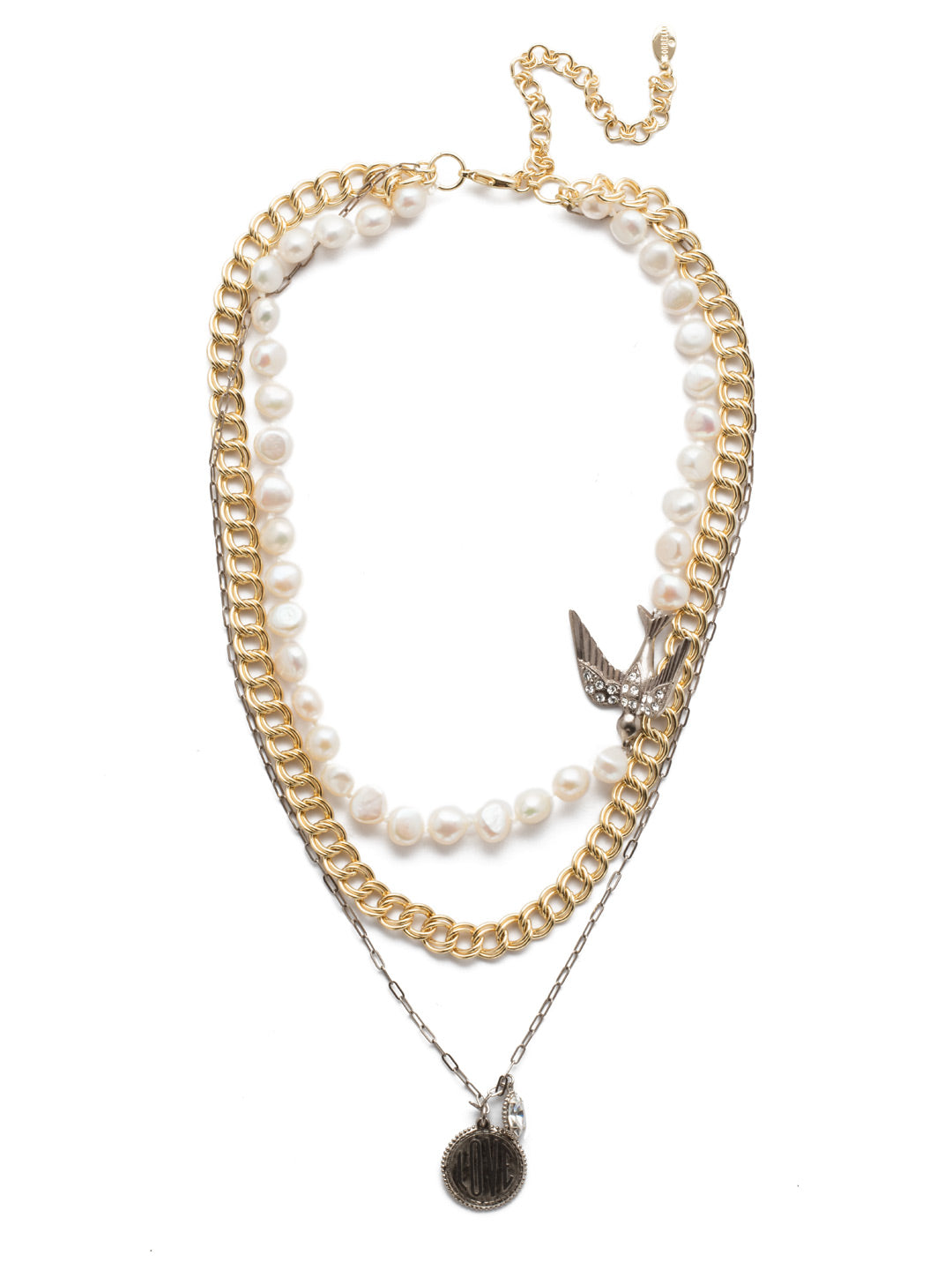 Wren Classic Necklace - 4NEF4MXMDP