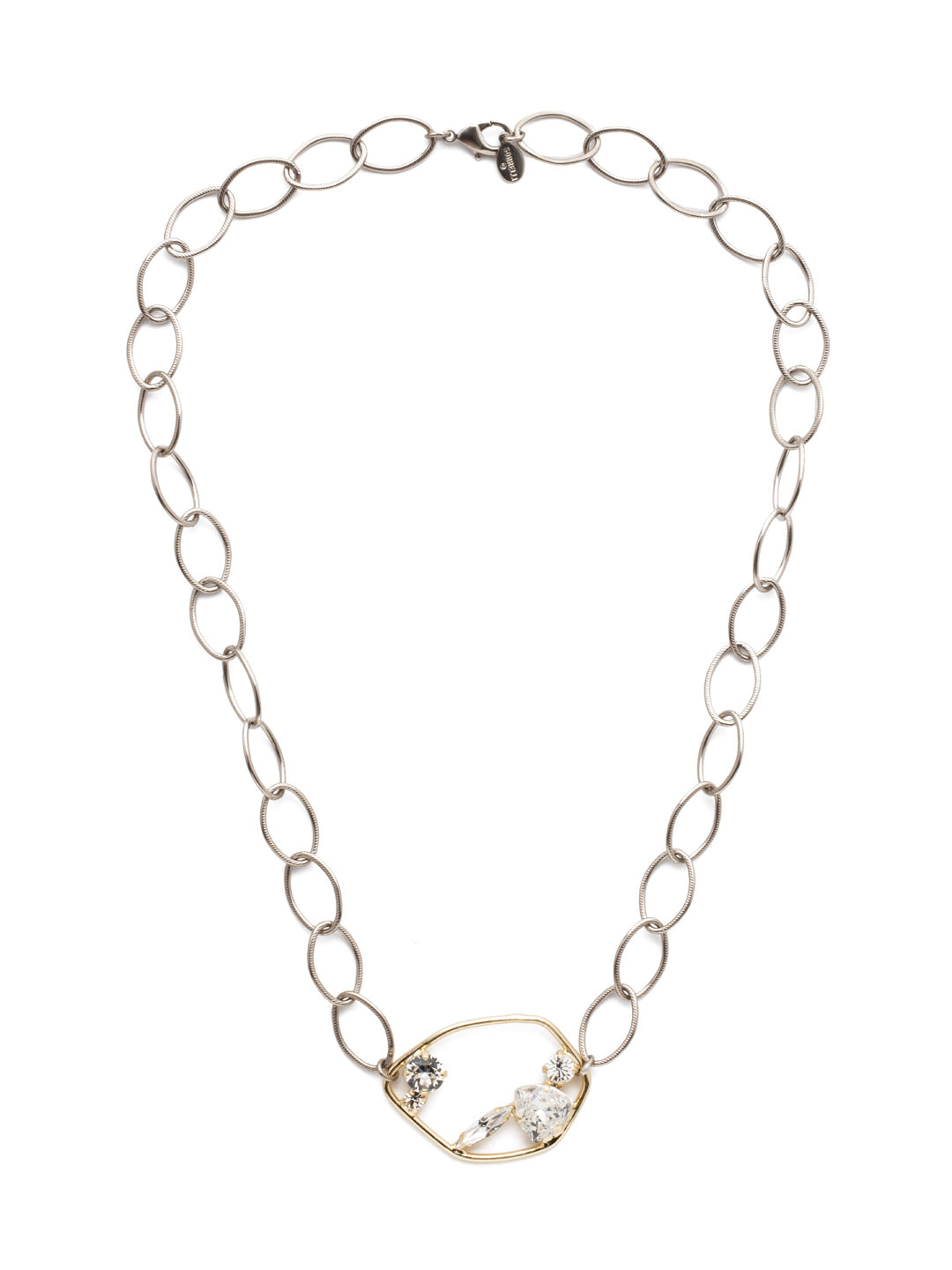 Jeanne Tennis Necklace - 4NEN11MXCRY