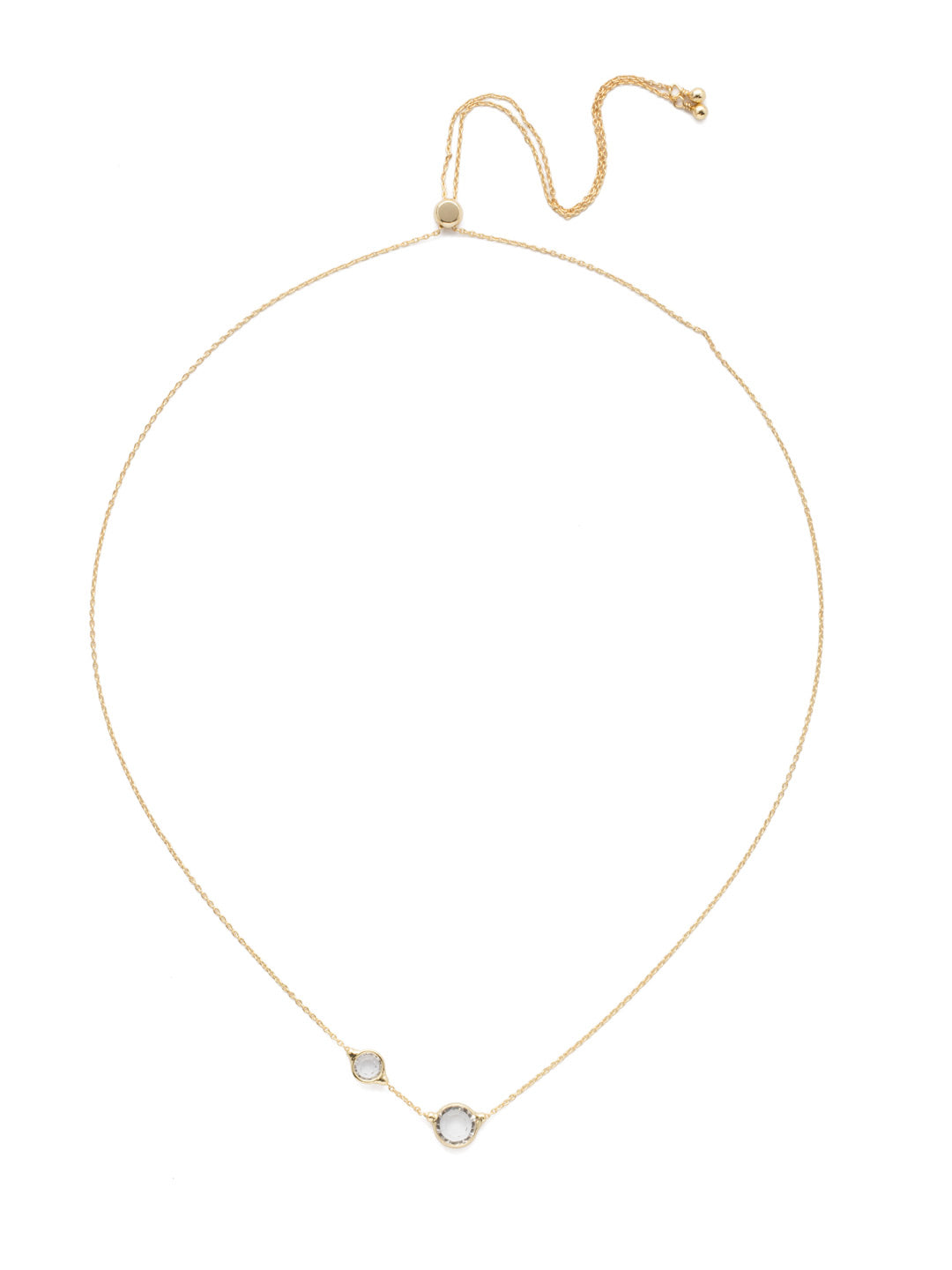 Brunetta Pendant Necklace - 4NEN2BGCRY