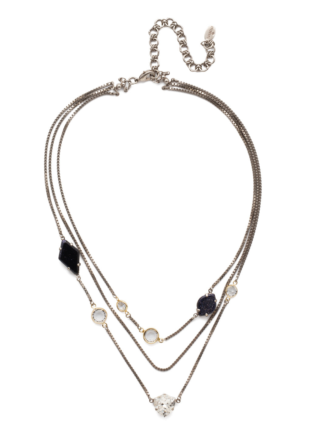 Bexley Layered Necklace - 4NEN5MXIND