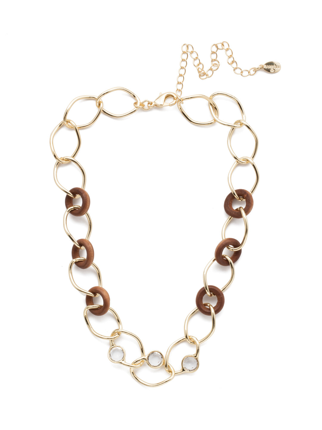 Samara Statement Necklace - 4NEN7BGCRY