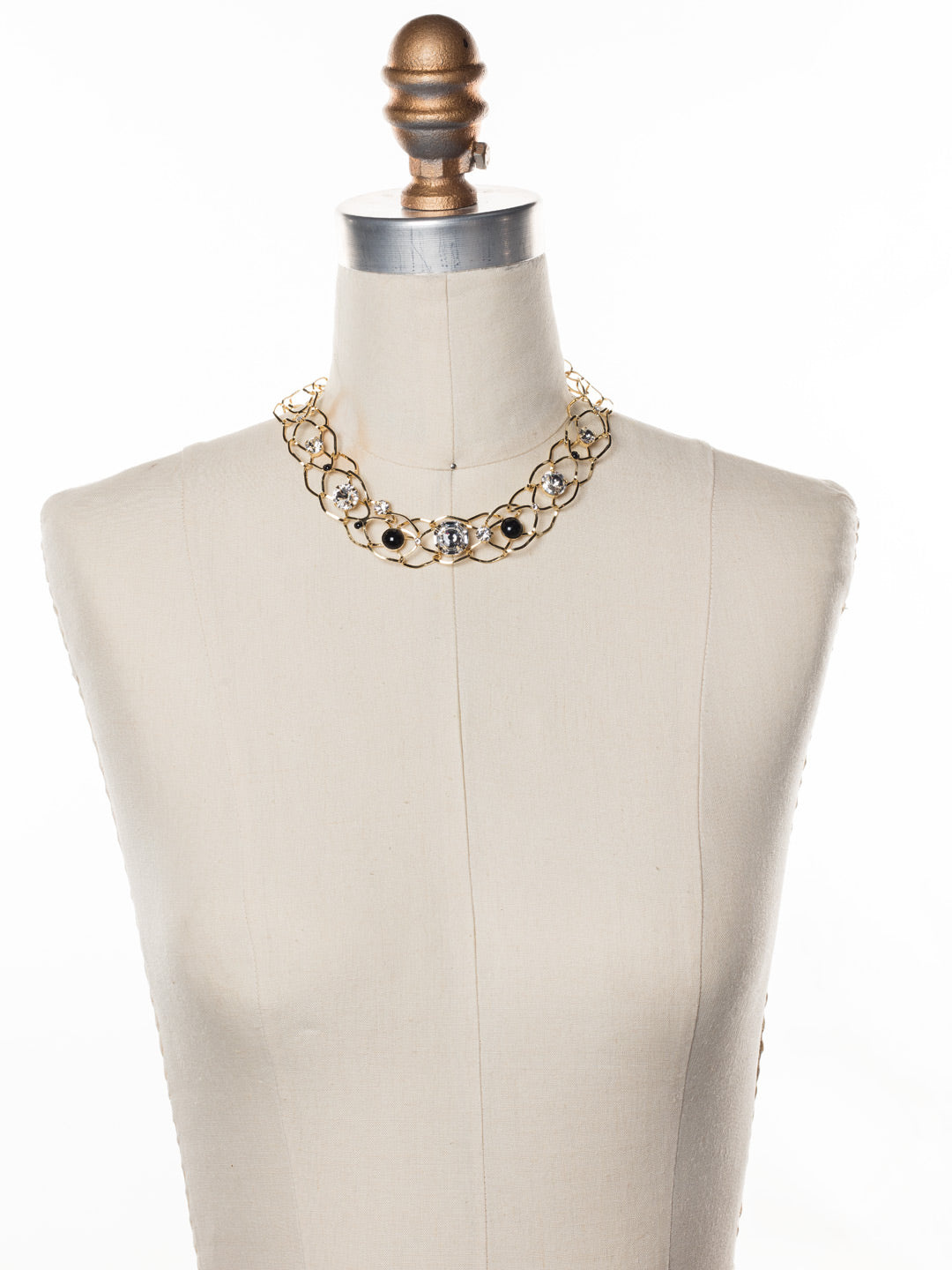 Noelle Statement Necklace - 4NEP11BGJET