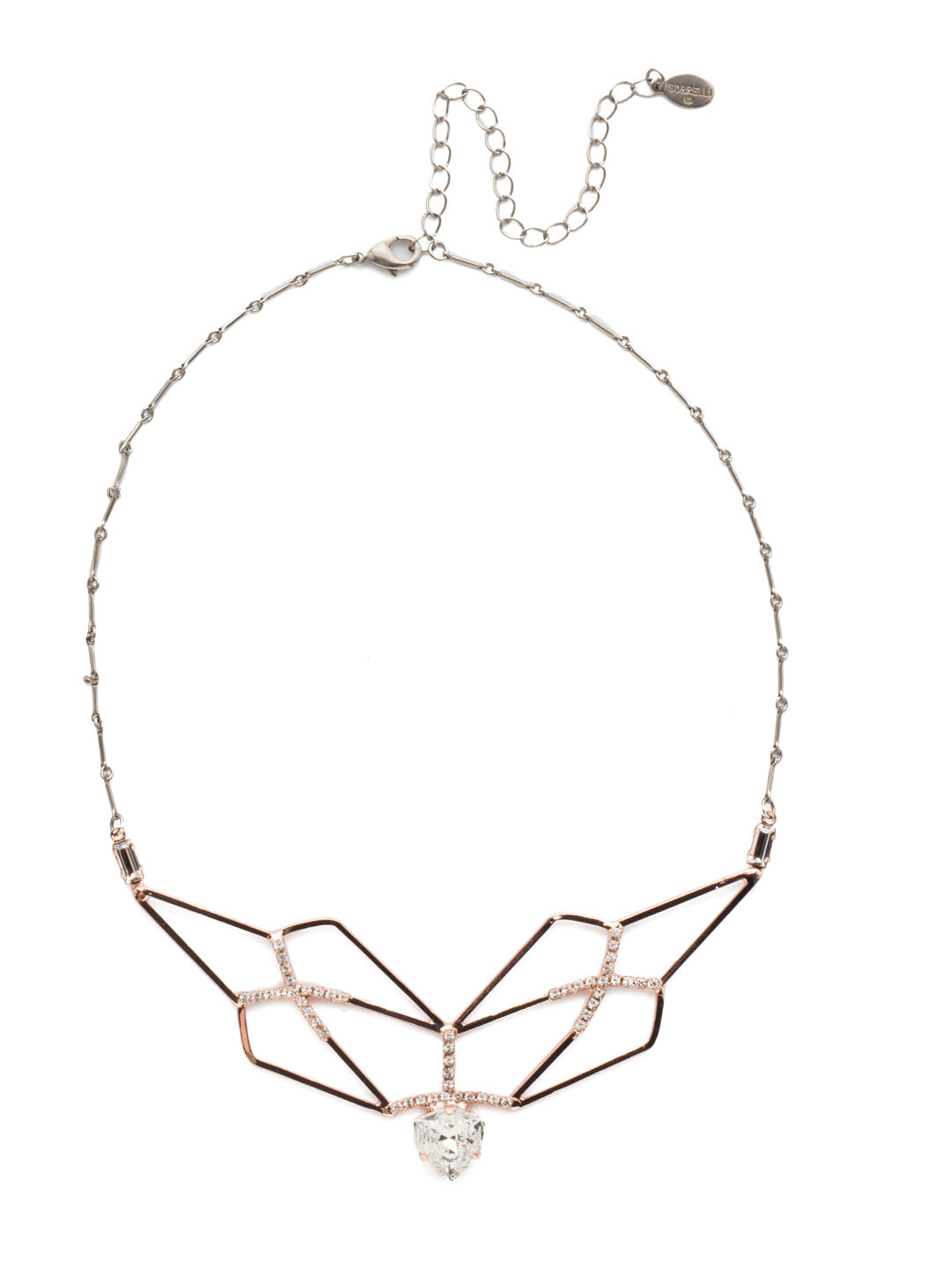 Gwendolyn Statement Necklace - 4NEP1MXCRY
