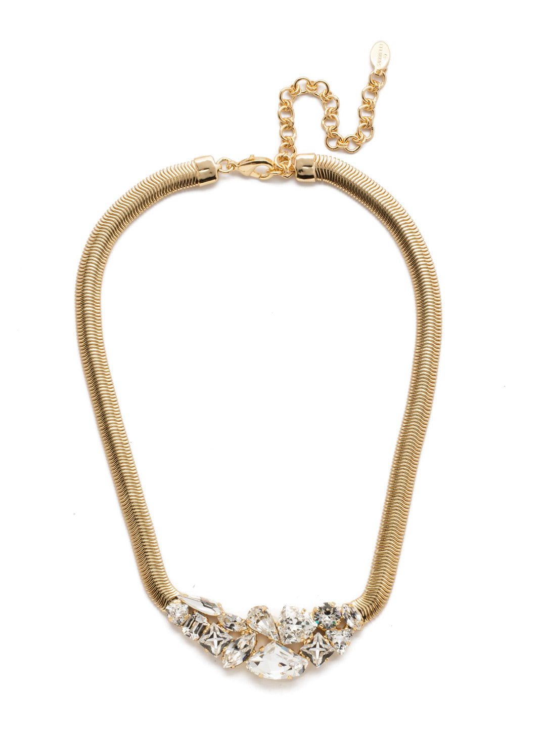 Darla Statement Necklace - 4NEP3BGCRY