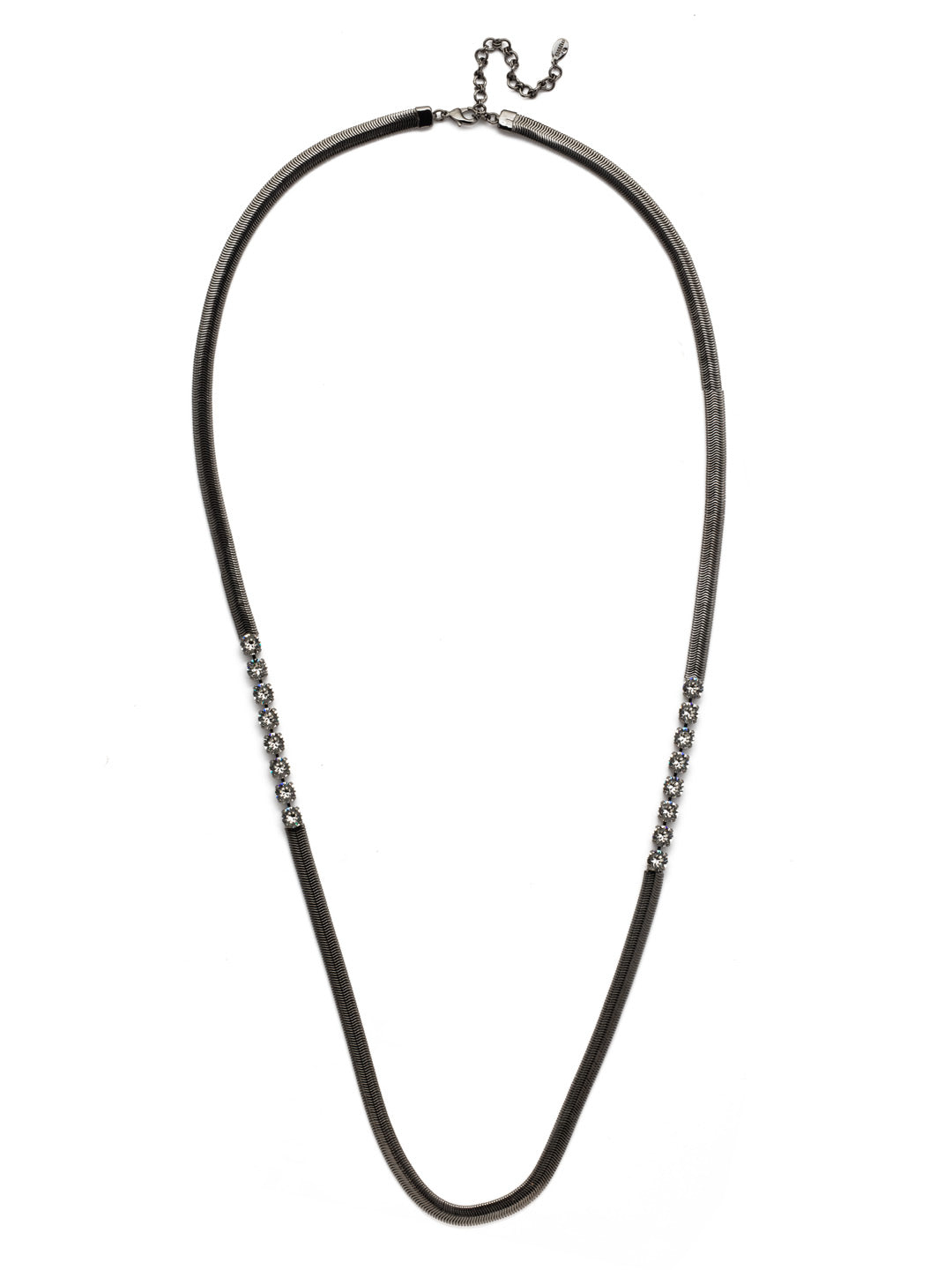 Aesha Long Necklace - 4NEP5GMCRY