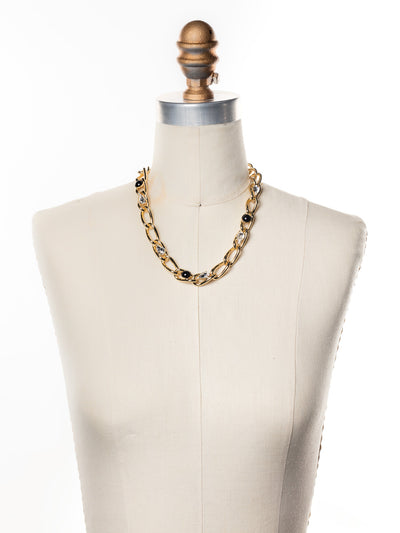 Roxanne Tennis Necklace - 4NEP7BGJET