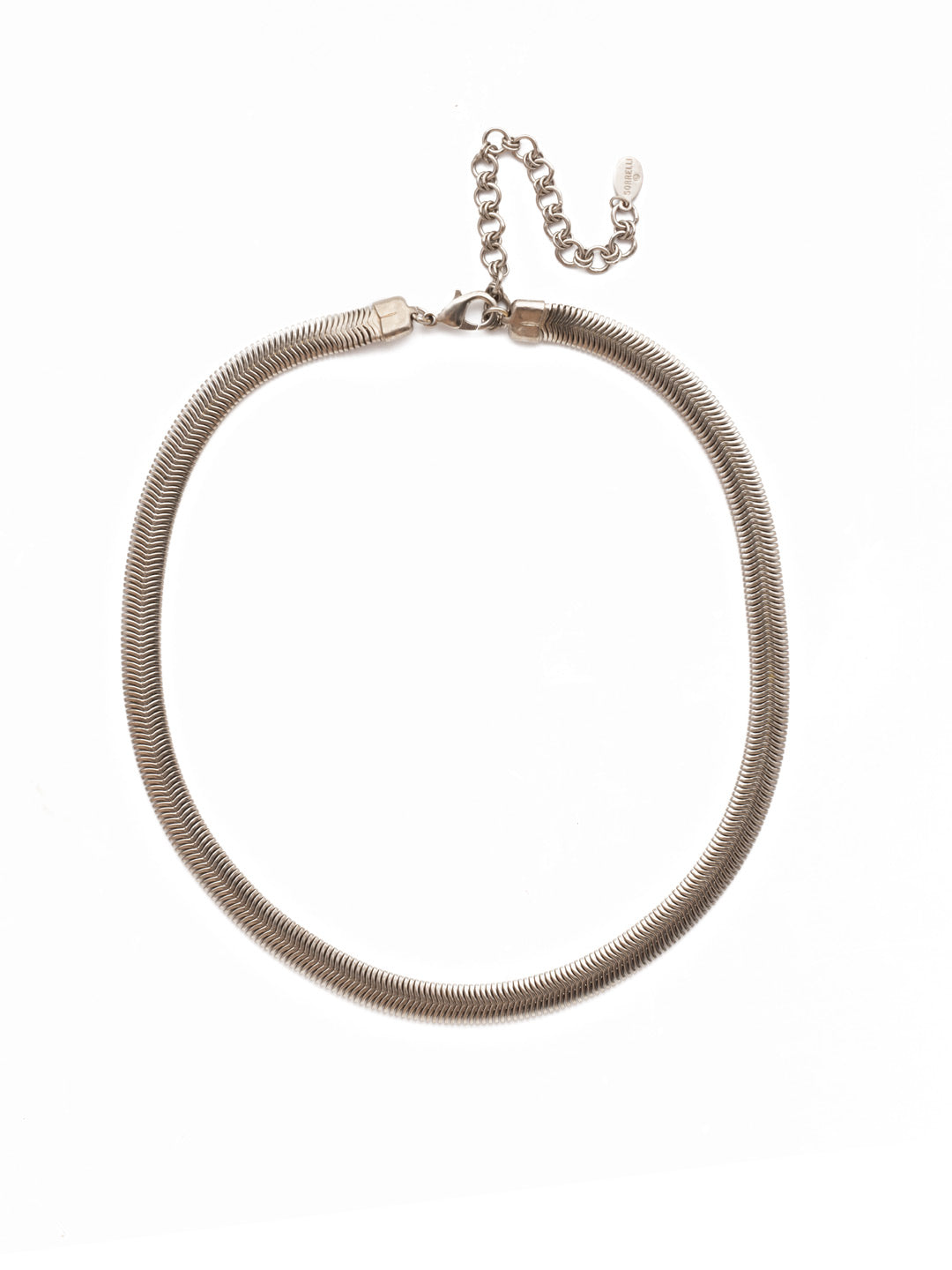 Juna Tennis Necklace - 4NES10ASCRY