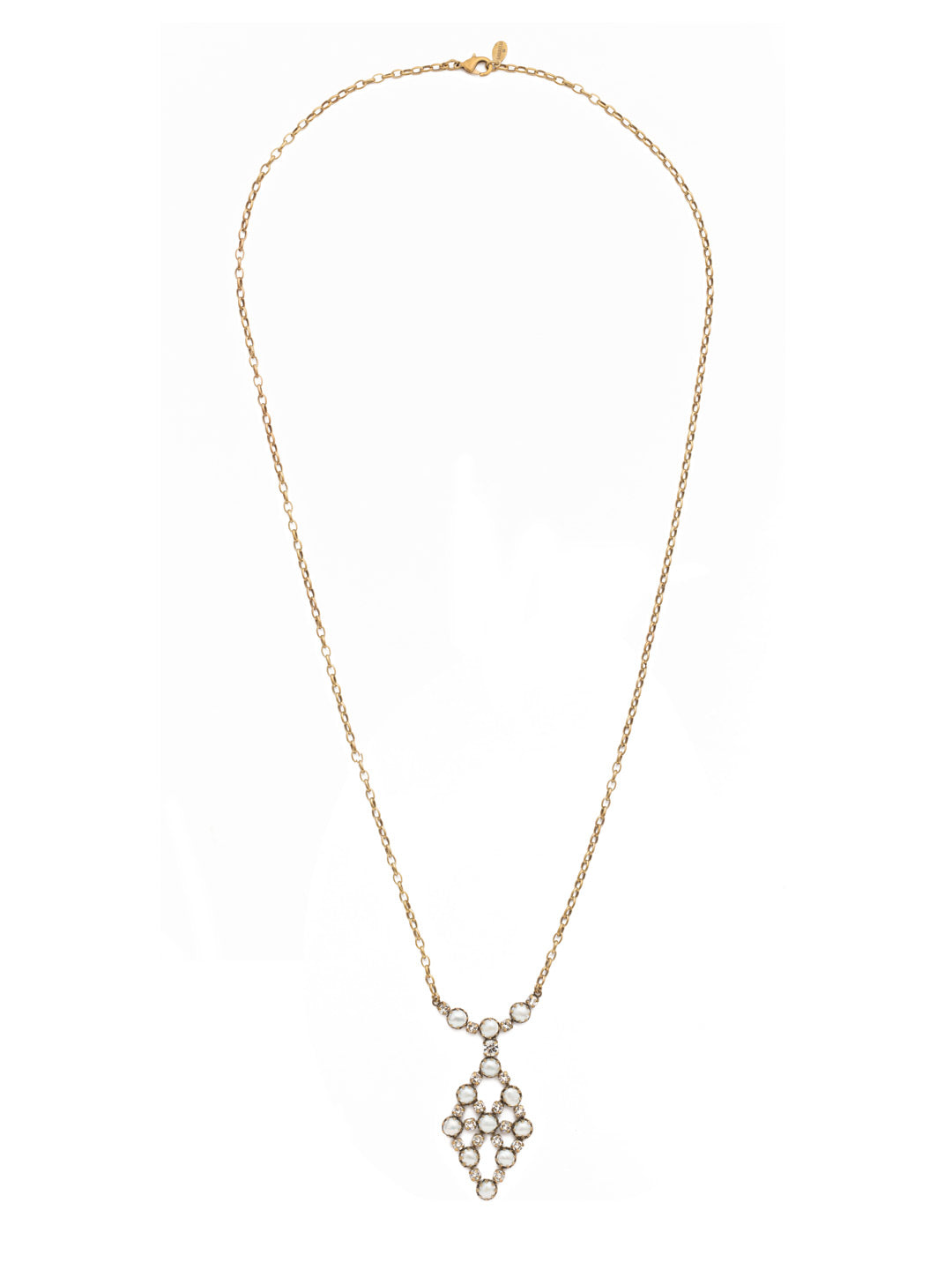 Prudence Pendant Necklace - 4NES1AGMDP