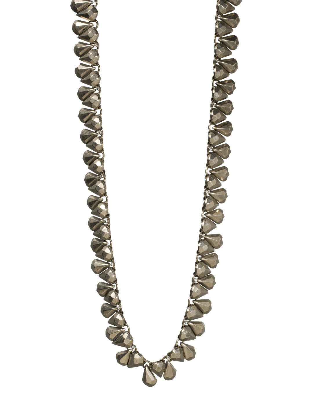 Tessellation Long Strand Necklace - 4NF3ASGAIA