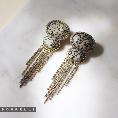Malia Statement Earring - EEB44AGNEL