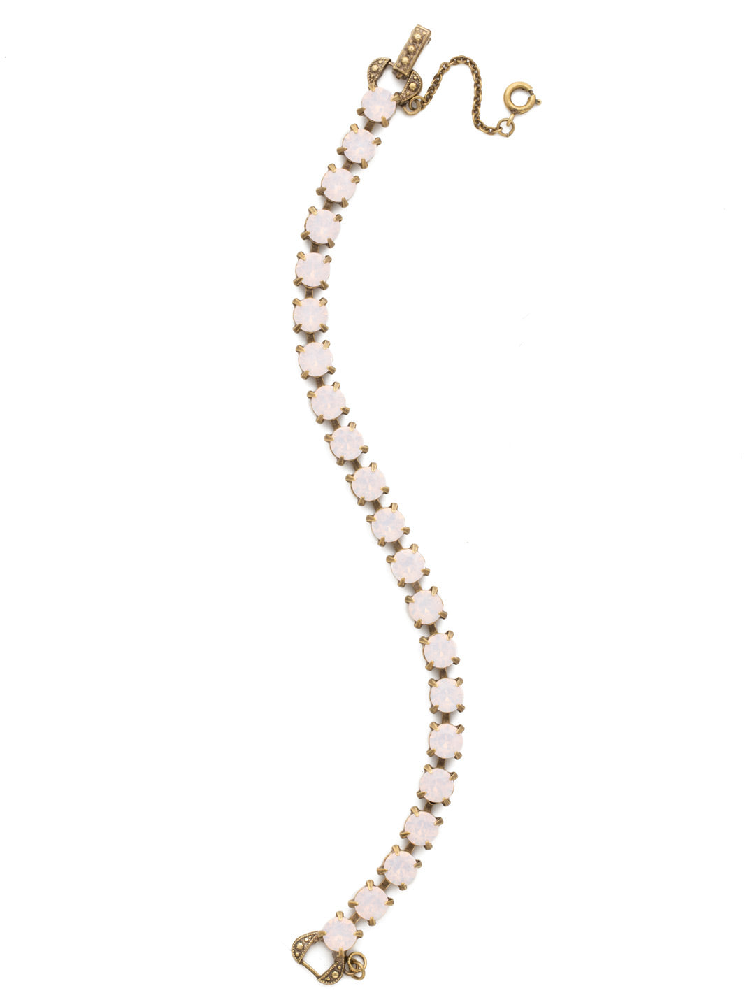 Repeating Round Tennis Bracelet - BCZ36AGROW