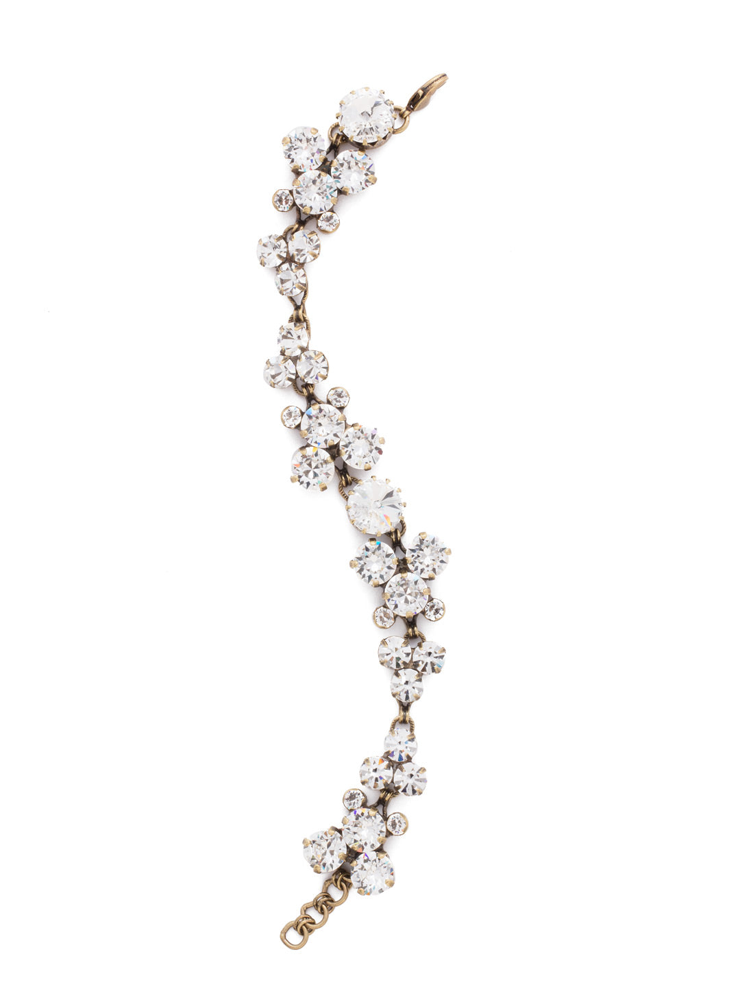 Well-Rounded Tennis Bracelet - BDH24AGCRY