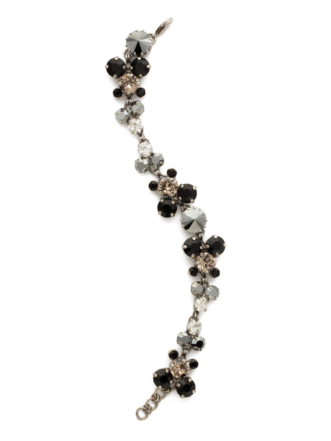Well-Rounded Tennis Bracelet - BDH24ASBON