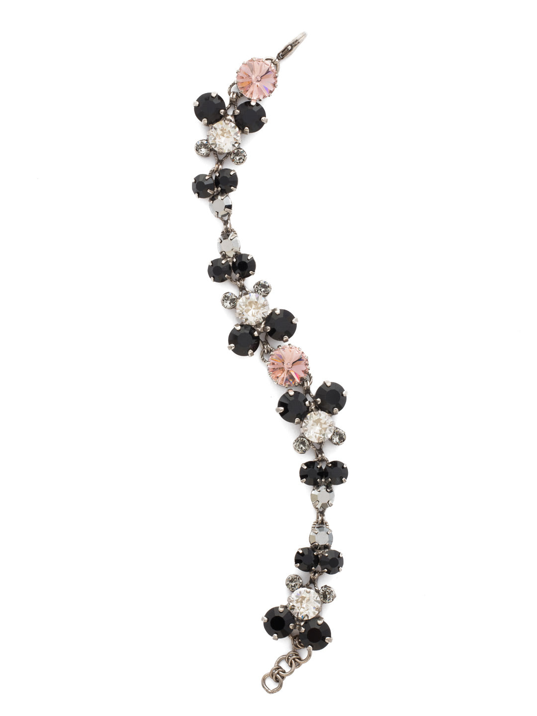 Well-Rounded Tennis Bracelet - BDH24ASCNO