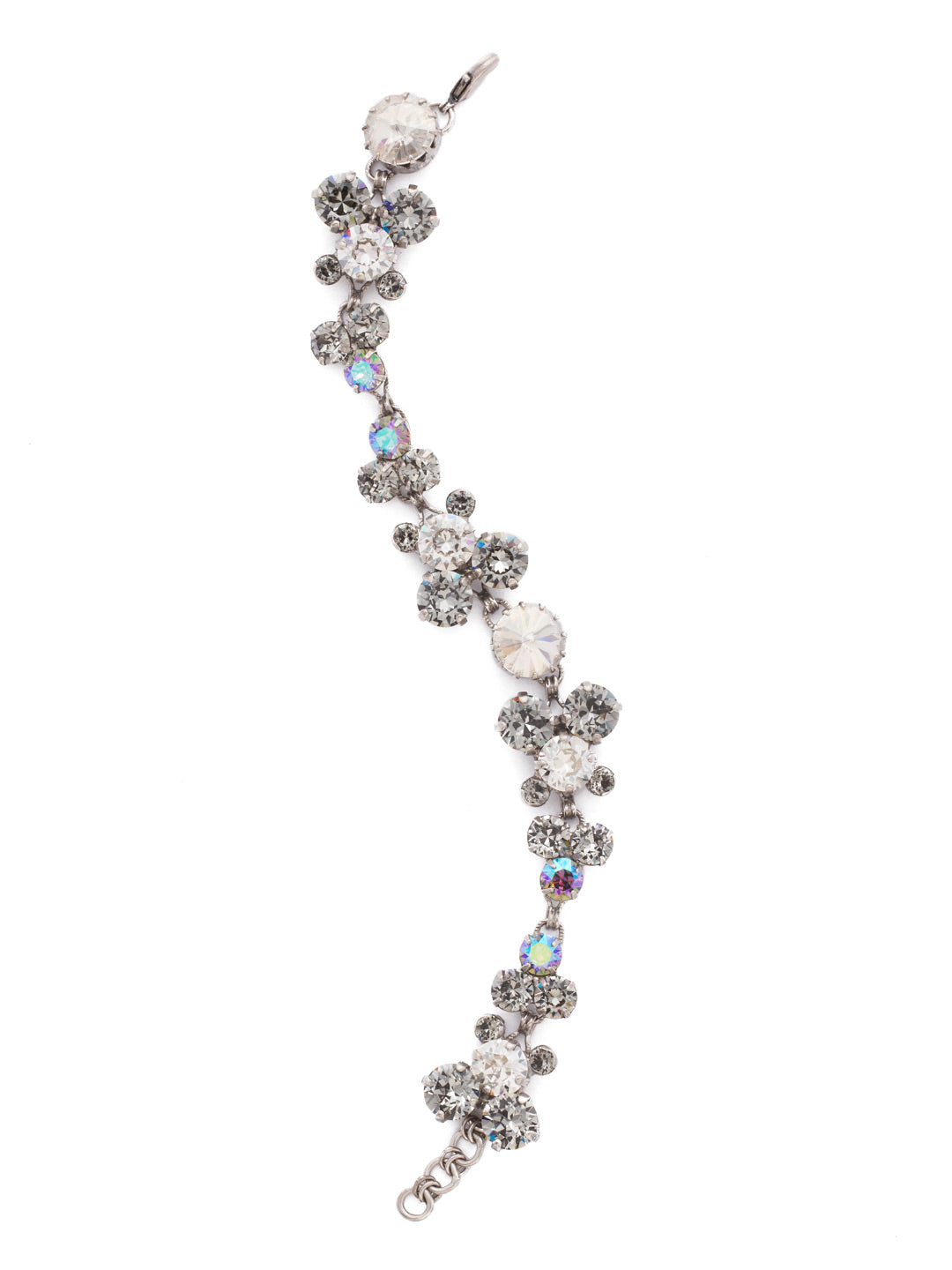 Well-Rounded Tennis Bracelet - BDH24ASCRO