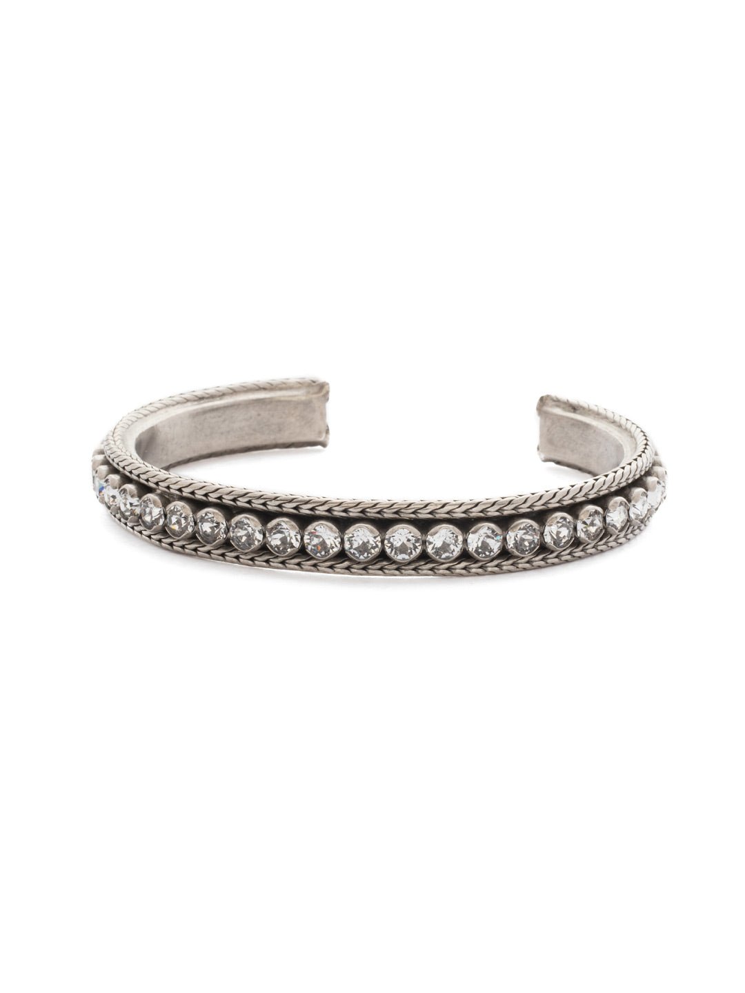 Channeling Chic Cuff Bracelet - BDM6ASCRY